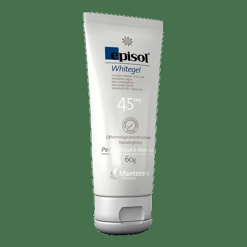 Episol-Whitegel-FPS-45-Protetor-Solar-60g