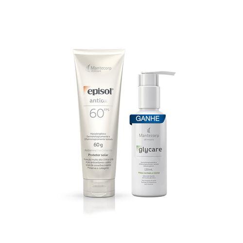 Kit-1---Compre-Episol-Antiox-e-Ganhe-Glycare-Sabonete-Liquido-gratis